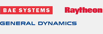 BAE Systems, Raytheon, General Dynamics