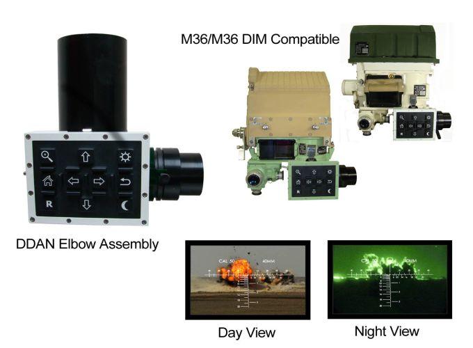 DDAN / M36 Sights
